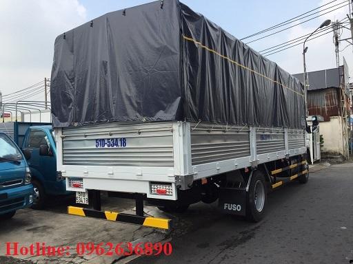xe-tải-fuso-Fi-thùng-dài-6m9