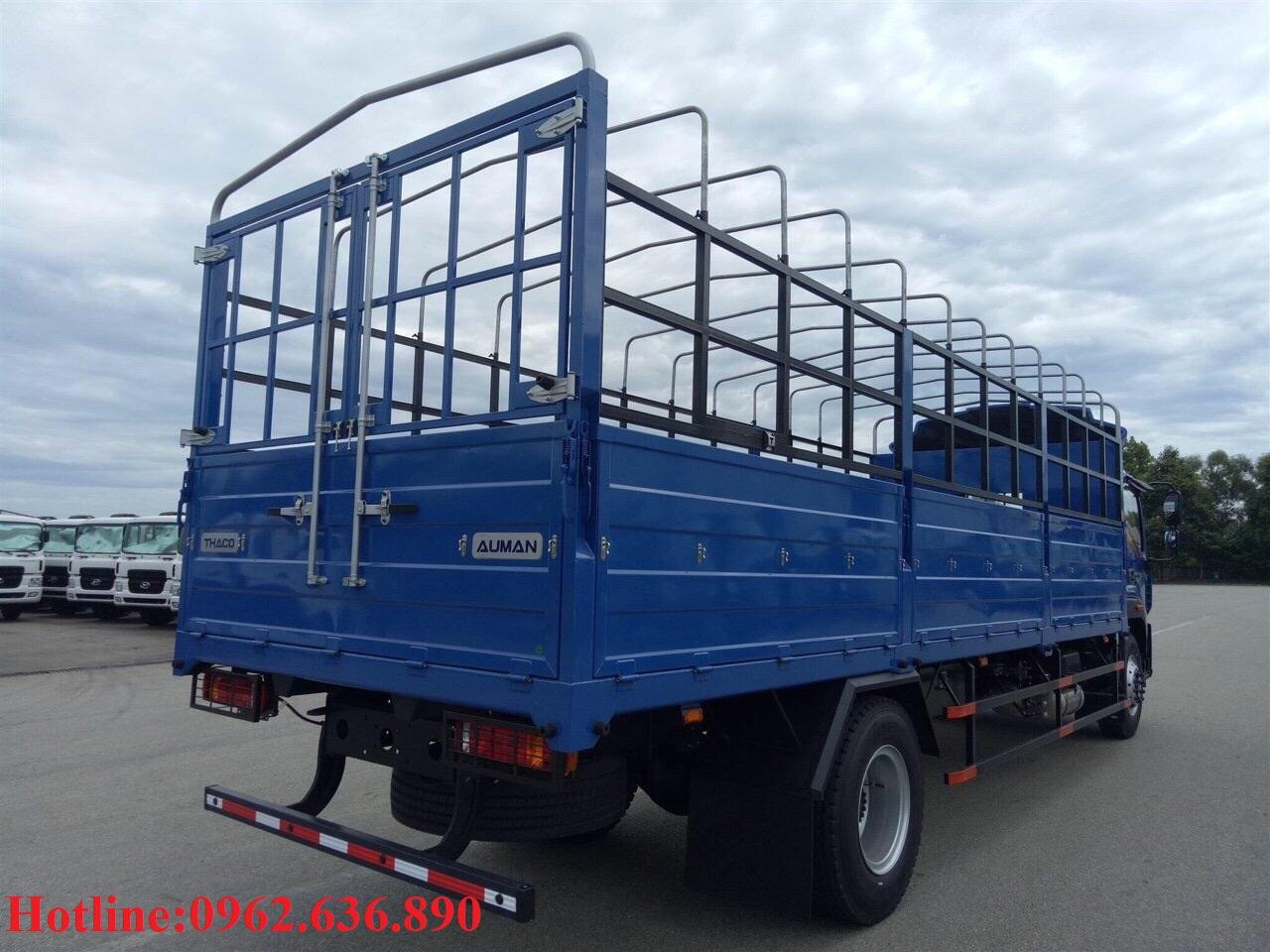 auman-c160-màu-xanh-dương